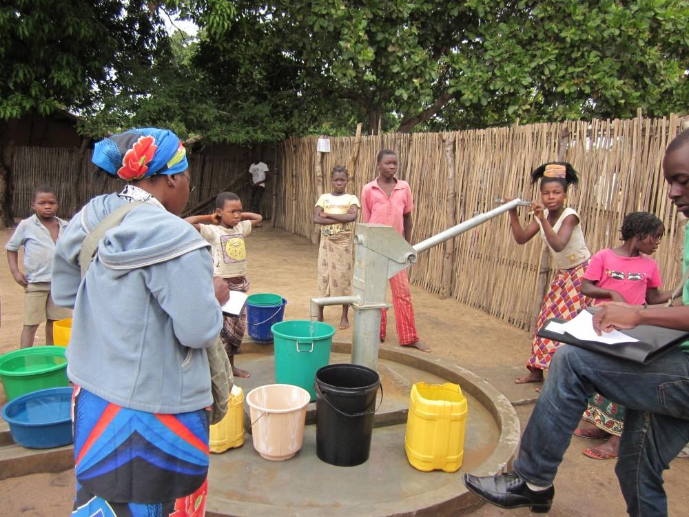 Water and Sanitation (4/4)