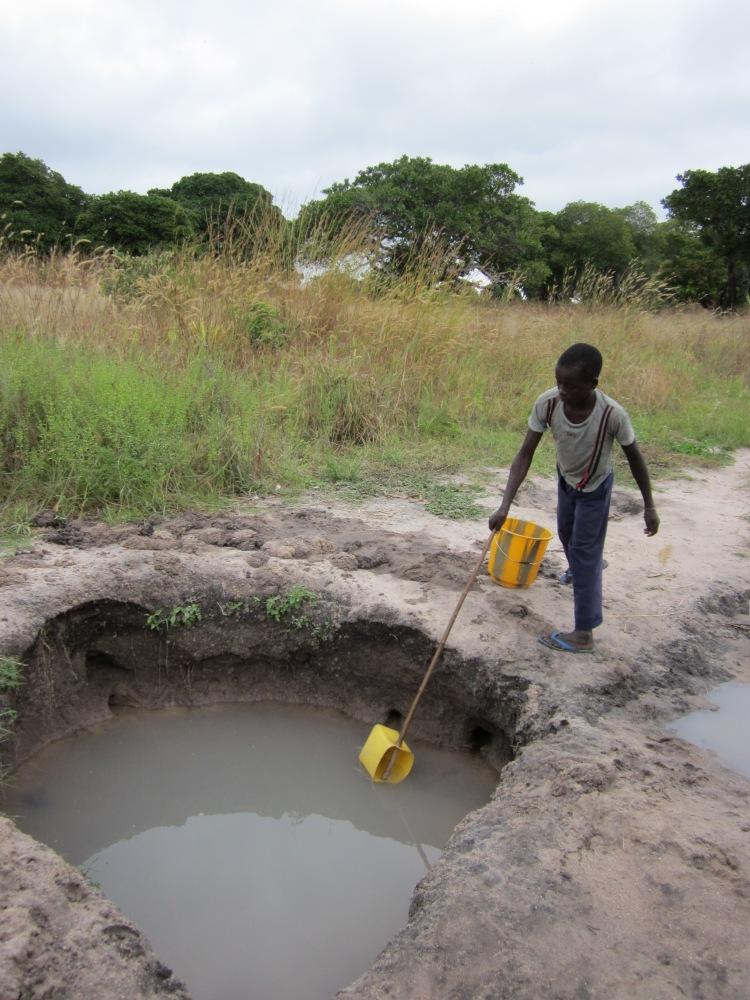 Water and Sanitation (3/4)
