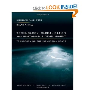 Technology, Globalization, and Sustainable Development (2/3)