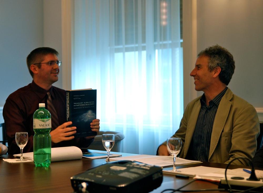 Bern Meetings - July 2-3, 2012 (4/4)