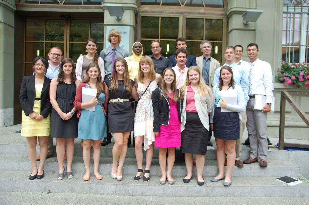Bern Meetings - July 2-3, 2012 (3/4)