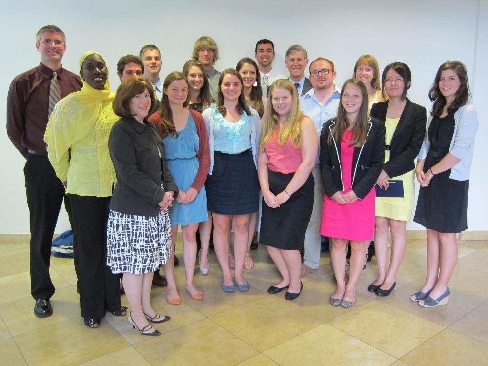 Bern Meetings - July 2-3, 2012 (2/4)